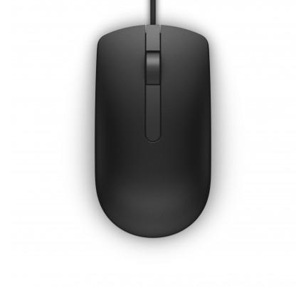 DELL MS116 Maus USB Optisch 1000 DPI Beidhändig