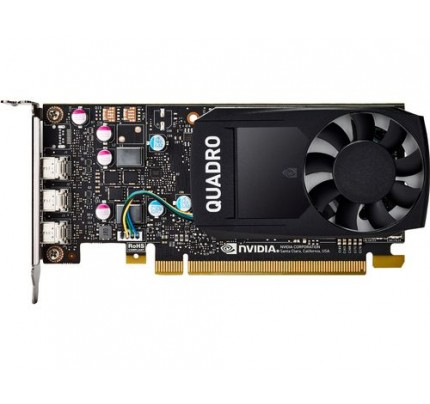 HP NVIDIA Quadro P4000 Grafikkarte, 8 GB