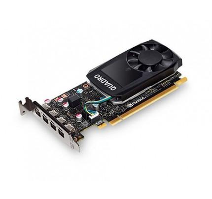 HP NVIDIA Quadro P620-Grafikkarte - 2 GB - Quadro P620 - 2 GB - GDDR5 - 128 Bit - 5120 x 2880 Pixel - PCI Express x16 3.0
