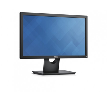 DELL E Series E1916H LED display 47 cm (18.5 Zoll) HD Matt Schwarz