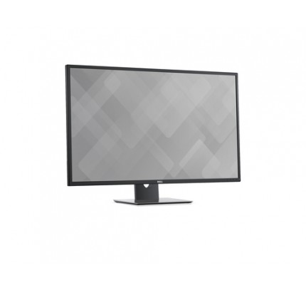 DELL P4317Q 42.51Zoll UltraWide Quad HD IPS Silber Flach Computerbildschirm LED display