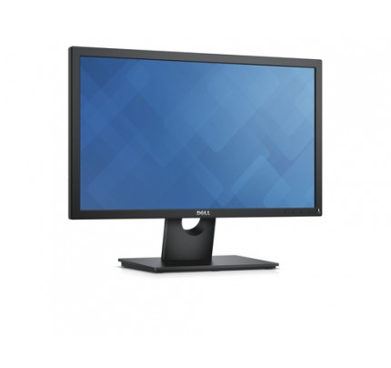 DELL E Series E2216H LED display 54,6 cm (21.5 Zoll) Full HD Flach Matt Schwarz