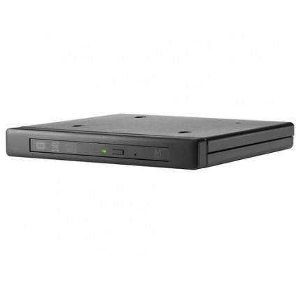 HP Desktop Mini-DVD-ODD-Modul - Schwarz - Desktop - DVD Super Multi DL - USB 3.0 - 24x - 8x