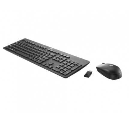 HP Kabellose Slim Tastatur und Maus