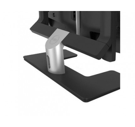 Dell MDS14 - Doppelstandfuß für Monitor - bis zu 61 cm ( bis zu 24 Zoll )