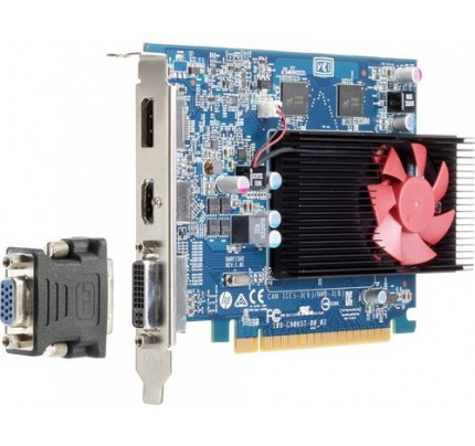 HP AMD Radeon R7 450 Karte, 4 GB