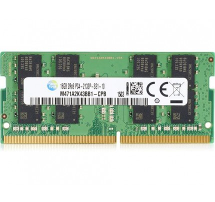 HP DDR4 - 16 GB - SO DIMM 260-PIN
