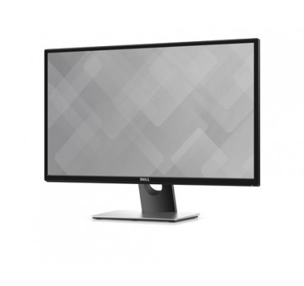 DELL SE2717H LED display 68,6 cm (27 Zoll) Full HD Flach Matt Schwarz, Silber