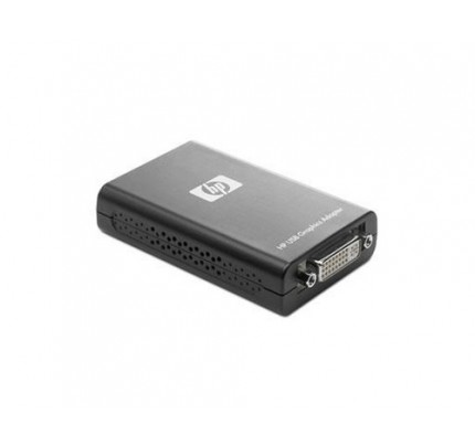 HP USB-Grafikadapter