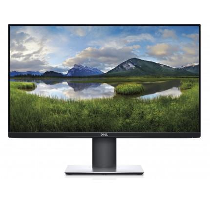 DELL P2719H Computerbildschirm 68,6 cm (27 Zoll) Full HD LED Flach Matt Schwarz