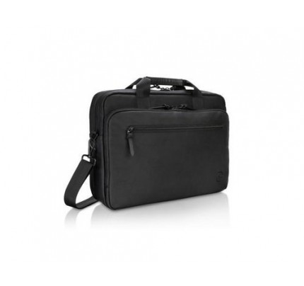 DELL Premier Slim Briefcase 14 Notebooktasche 38,1 cm (15 Zoll) Aktenkoffer Schwarz