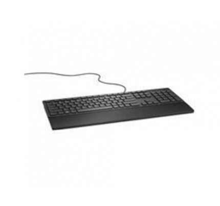 DELL KB216 USB QWERTY US International Schwarz