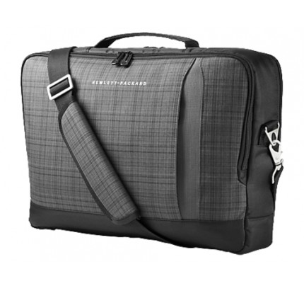 HP Slim Professional Topload-Tasche - Aktenkoffer - 39,6 cm (15.6 Zoll) - 650 g - Schwarz - Grau