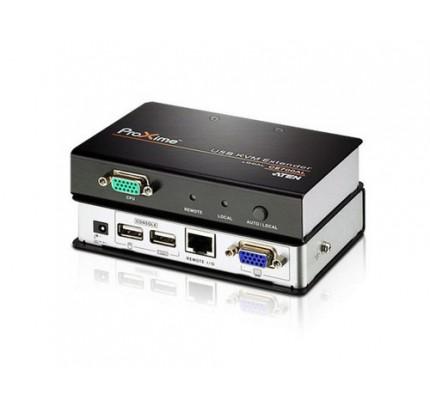 ATEN CE700A - KVM,USB KVM-Umschalter - USB RJ-45, VGA
