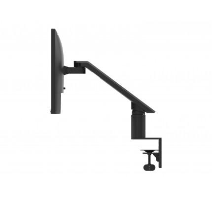 DELL MSSA18 Flachbildschirm-Tischhalterung 68,6 cm (27 Zoll) Schwarz, Silber