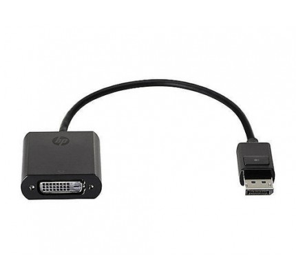 HP DisplayPort to DVI-D Adapter - DisplayPort-Adapter - Single Link