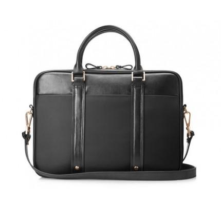 HP Slim Topload-Tasche für Damen 35,5 cm (14 Zoll) - Kosmetiktasche - 35,6 cm (14 Zoll) - Schultergurt - 990 g - Schwarz