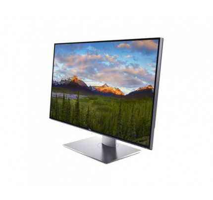 DELL UltraSharp UP3218K 32Zoll 8K Ultra HD IPS Matt Schwarz, Silber Flach Computerbildschirm LED display