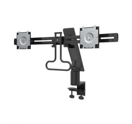 DELL MDA17 Flachbildschirm-Tischhalterung Klemme Schwarz