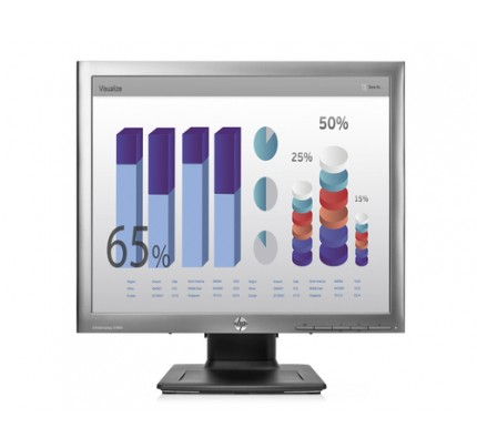 "HP E190i 19"" LED Backlit IPS 5 4 Monitor Silver/Black - Flachbildschirm (TFT/LCD) - 48 cm"