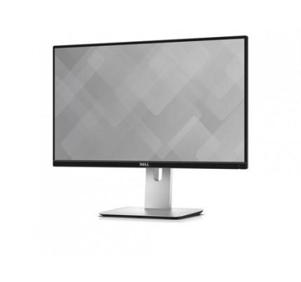 DELL UltraSharp U2417HWi LED display 60,5 cm (23.8 Zoll) Full HD Matt Silber