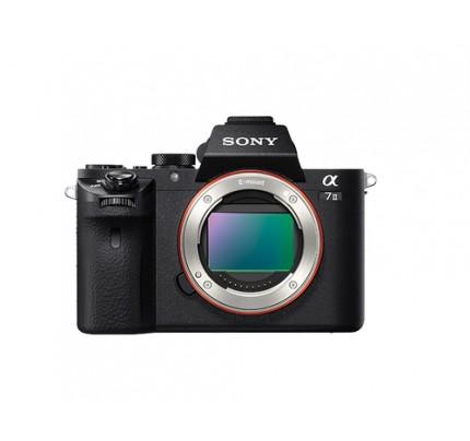 "Sony alpha 7 - Spiegelreflexkamera - 24,3 MP CMOS - Display: 7,62 cm/3"" TFT - Schwarz"