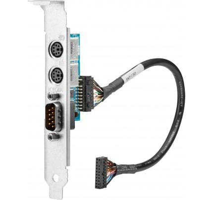 HP 1VD82AA Schnittstellenkarte/Adapter Eingebaut PS2, Seriell