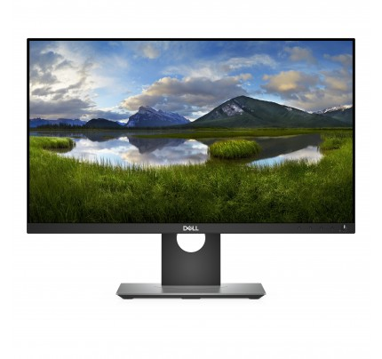 DELL Professional P2418D LED display 60,5 cm (23.8 Zoll) Wide Quad HD Flach Matt Schwarz