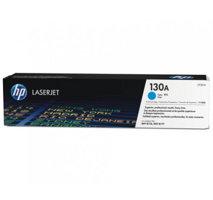 HP Color LaserJet 130A - Tonereinheit Original - Cyan - 1.000 Seiten