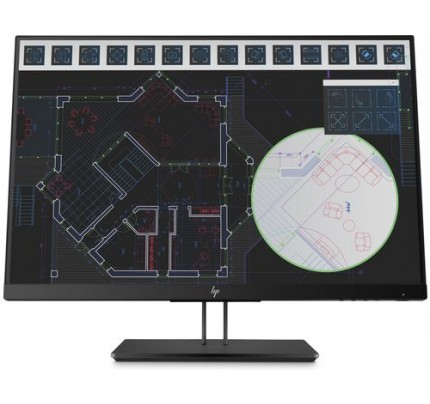 HP Z Display Z24i G2 24 LED m - Flachbildschirm (TFT/LCD) - 61 cm