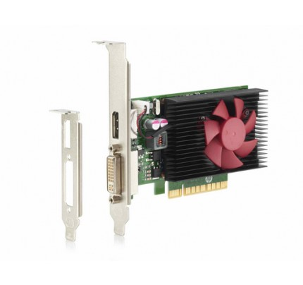 HP NVIDIA GT 730 DP-Karte, 2 GB