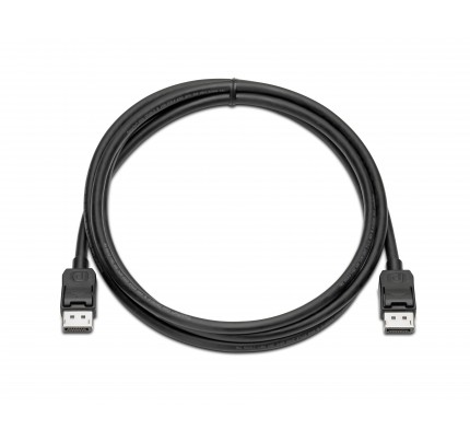HP DisplayPort Cable Kit - Kabel-/Adapterset - Digital/Display/Video