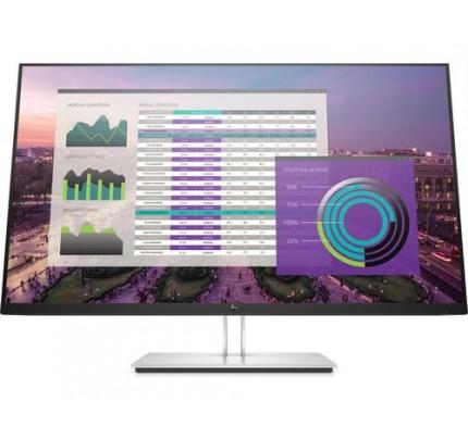 HP EliteDisplay E324q - 80 cm (31.5 Zoll) - 2560 x 1440 Pixel - Quad HD - 7 ms - Silber