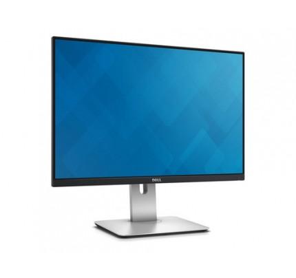 DELL UltraSharp U2415 24.1Zoll Full HD LED Matt Schwarz, Silber Computerbildschirm