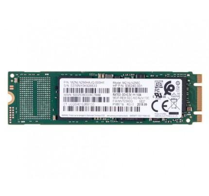 HP Solid-State-Laufwerk - TLC - M.2 SATA-3 - 256 GB - 256 GB - M.2