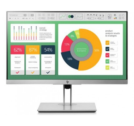 "HP EliteDisplay E223 - LED-Monitor - 54.6 cm 21.5"" - 1920 x 1080 Full HD 1080p - Flachbildschirm (TFT/LCD) - 54,6 cm"