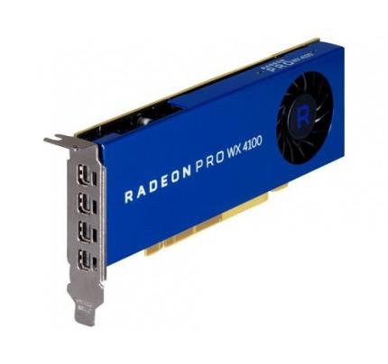 HP AMD Radeon Pro WX 4100 Grafikkarte - 4 GB - FirePro W4100 - 4 GB - GDDR5 - 128 Bit - 5120 x 2880 Pixel