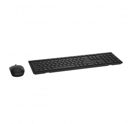 DELL KM636 RF Wireless QWERTZ Deutsch Schwarz