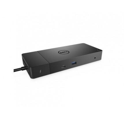 Dell WD19TB - Verkabelt - Thunderbolt 3 - 2.0b - USB Typ-C - 10,100,1000 Mbit/s - Schwarz