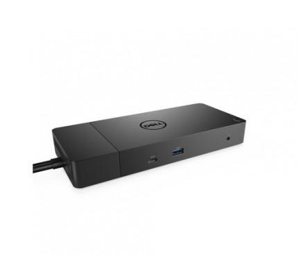 Dell WD19 - Verkabelt - USB 3.0 (3.1 Gen 1) Type-C - 2.0b - USB Typ-C - 10,100,1000 Mbit/s - Schwarz