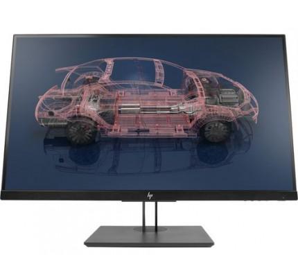HP Z27n G2 LED display 68,6 cm (27 Zoll) Quad HD Silber