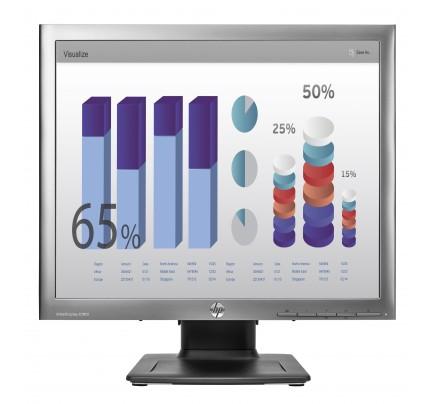 HP E190i Computerbildschirm 48 cm (18.9 Zoll) LED Matt Silber