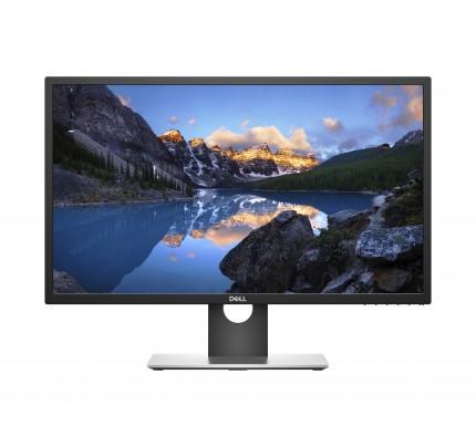 DELL UltraSharp UP2718Q Computerbildschirm 68,6 cm (27 Zoll) 4K Ultra HD LED Flach Matt Schwarz, Silber