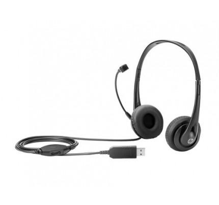 HP Headset - On-Ear - vertikal