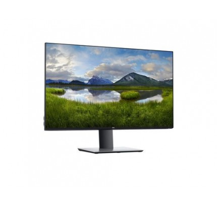 DELL UltraSharp U3219Q LED display 80 cm (31.5 Zoll) 4K Ultra HD Flach Matt Schwarz, Silber